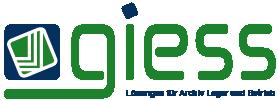 Das Logo der Fa. Giess Industrievertretungen e.K.