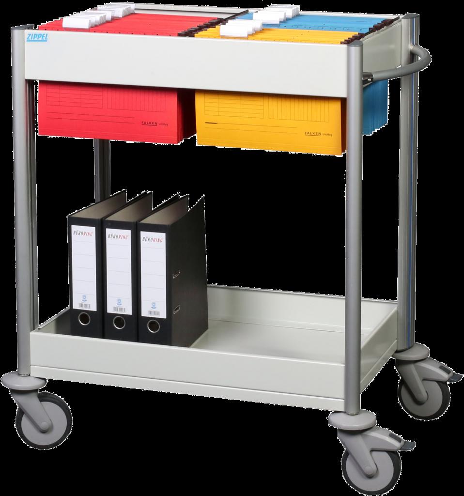 Bürowagen ZIPPEl für Vertikalhefter