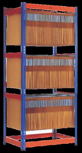 Railex Taschenregal