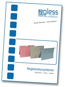 Katalog Standard-Registratur